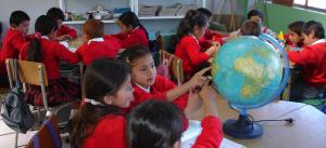 Photo credit: #42 – Fundación Escuela Nueva / (c) Fundacion Escuela Nueva Volvamos a la Gente / via The Global Journal on 11/5/14 (with modifications)